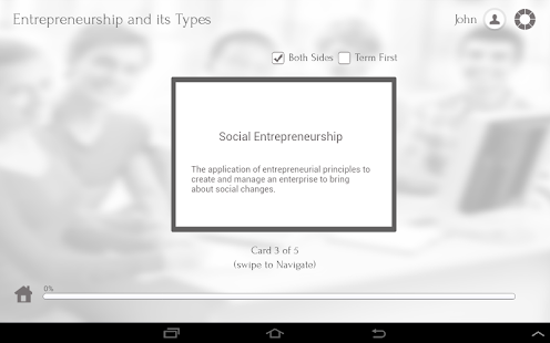 Learn Entrepreneurship - screenshot thumbnail