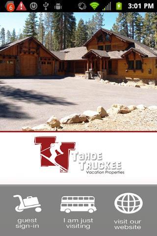 Tahoe Truckee Vacations
