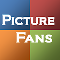 PictureFans logo