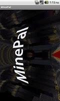 Screenshot of MinePal (Demo Version)