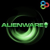Alienware Green GO Launcher EX