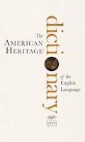 Screenshot of AmericanHeritage® Dictionary 5