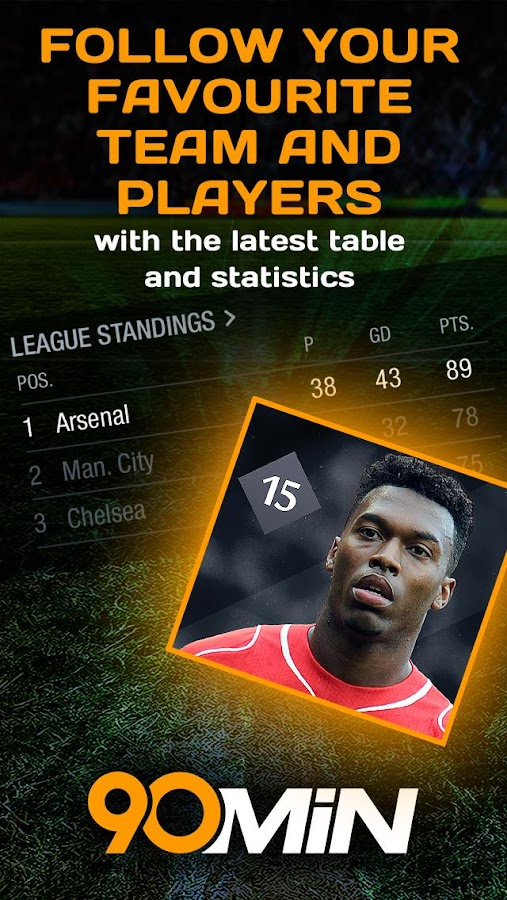 90min - Live Soccer News App - screenshot