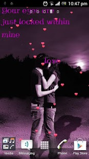 Love at Night HD Pro Live WP - screenshot thumbnail