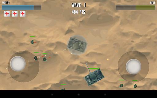 玩動作App 怒りのタンク免費 APP試玩