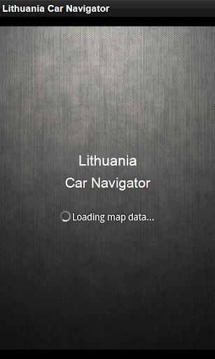 GPS導航 立陶宛