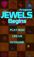 Screenshot of Jewels Begins