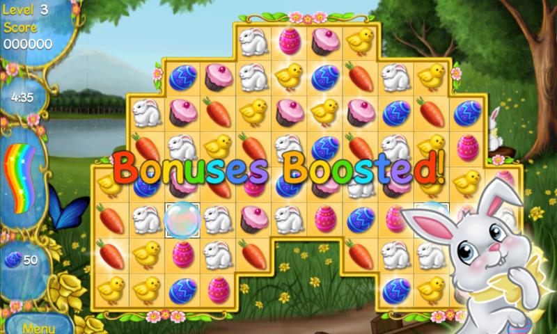 Spring Bonus Lite- screenshot