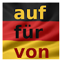 German Verb Prepositions Quiz APK icon