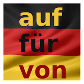 German Verb Prepositions Quiz
