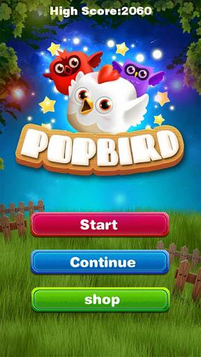 Pop bird