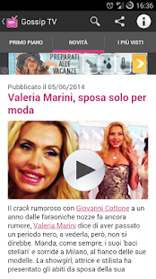 Gossip TV- screenshot thumbnail