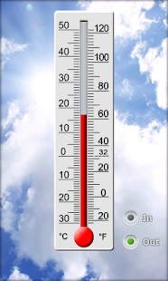 Thermometer - screenshot thumbnail