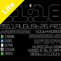 SimpleClock(Lite)livewallpaper logo