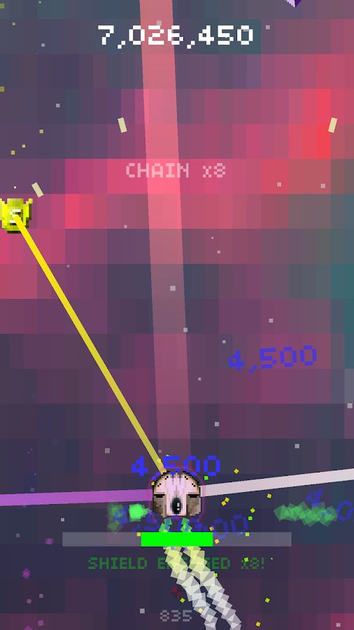 Space Strafer- screenshot