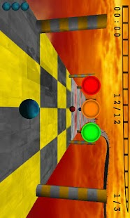 Skyball (3D Racing game) - screenshot thumbnail