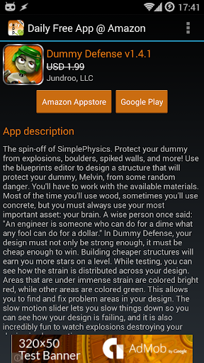 Daily Free App Amazon