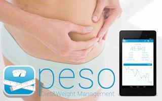 Screenshot of peso Free - Diet Assistant
