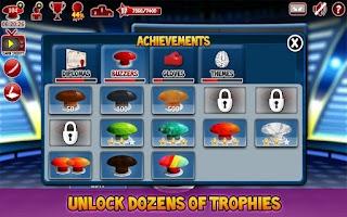 Screenshot of Superbuzzer Trivia Quiz Game