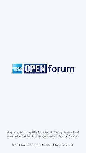 American Express OPEN Forum®