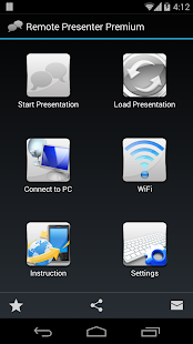 Remote Presenter - screenshot thumbnail