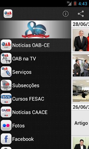 OAB CE