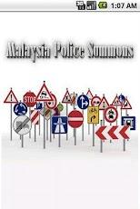 Malaysia Police Summons