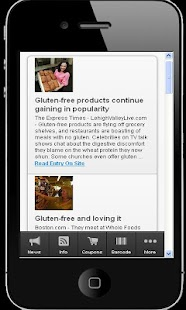Why Gluten Free Living Works - screenshot thumbnail