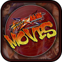 Street Fighter X Tekken Moves logo