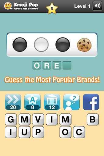 Emoji Pop - Guess the Brand™