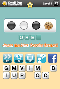 Emoji Pop - Guess the Brand™