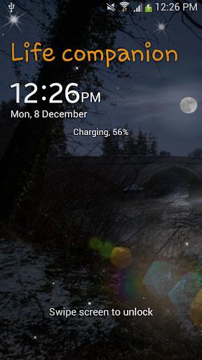 玩個人化App|神秘的夜现场壁纸免費|APP試玩