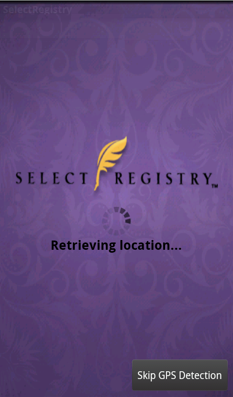 Select Registry- screenshot