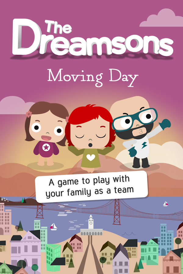 The Dreamsons - Moving Day - screenshot