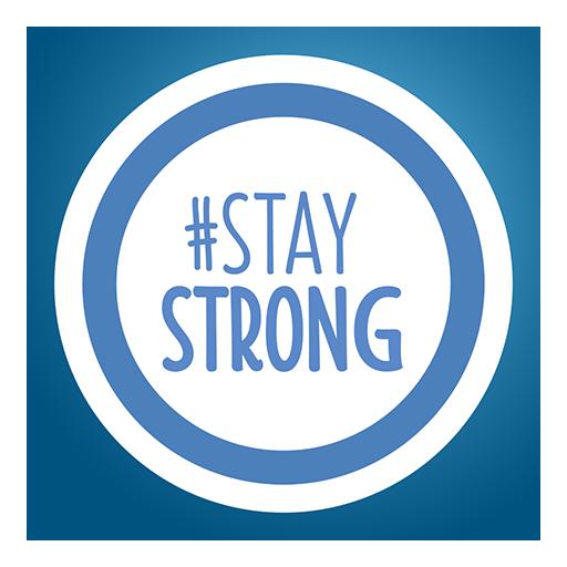 Stay Strong LOGO-APP點子