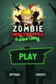 Zombie Minesweeper Screenshot 1