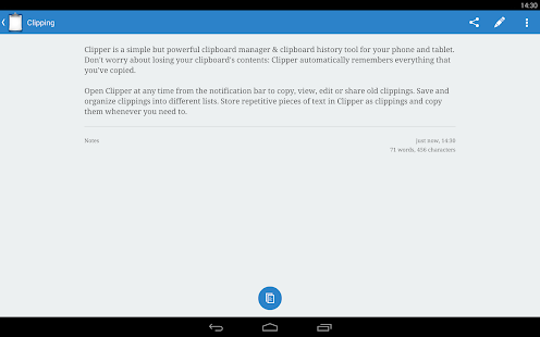 Clipper Plus with Sync Screenshot 12