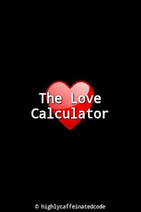 Love Calculator - screenshot thumbnail