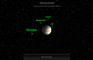Screenshot of Ganymede Free