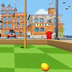 cartoon mini golf games 2 3D 1.1 Apk