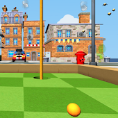 cartoon mini golf games 2 3D