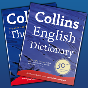 Collins English + Thesaurus TR 書籍 LOGO-玩APPs
