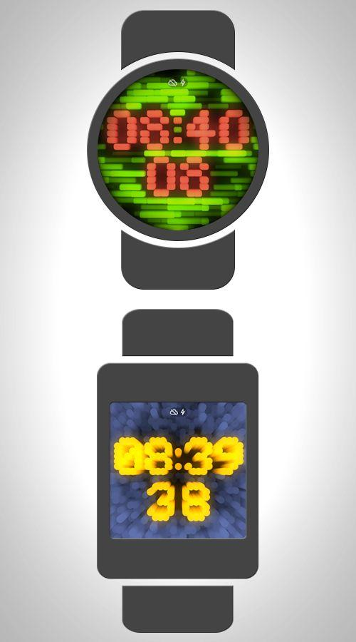 Axiom Watch Faces- screenshot