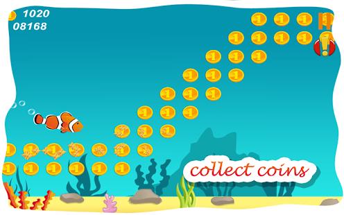 Swimmy Clownfish