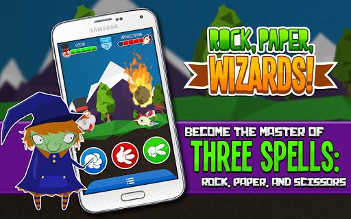 玩休閒App Rock, Paper, Wizards! HD免費 APP試玩
