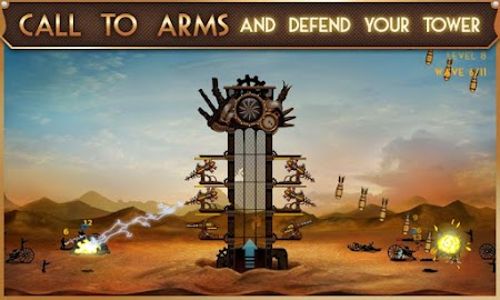 Steampunk Tower Screenshot 2