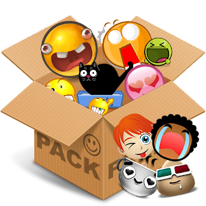 Tải Emoticons pack, Mix Characters APK
