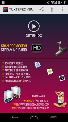 TUXTEPEC VIP RADIO