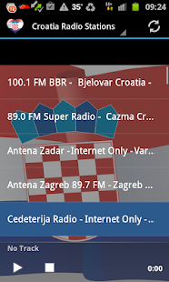 Croatia Radio Music & News- screenshot thumbnail