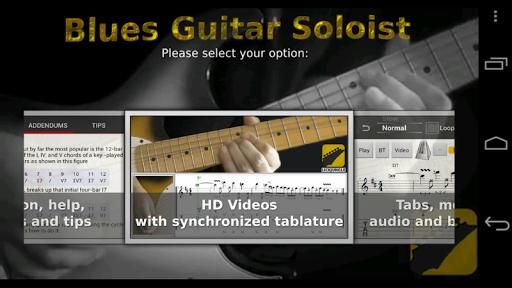 Blues Guitar Lead Concepts